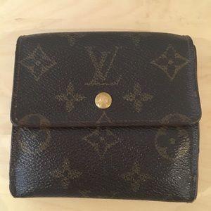 Louis Vuitton Tri-fold Wallet